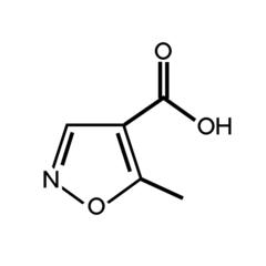 Isoxazole acid