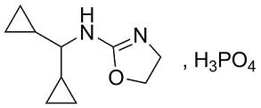 Rilmenidine Hydrogen Phosphate