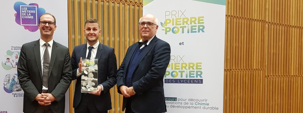 Minakem wins Prix Pierre Potier 2020 Award